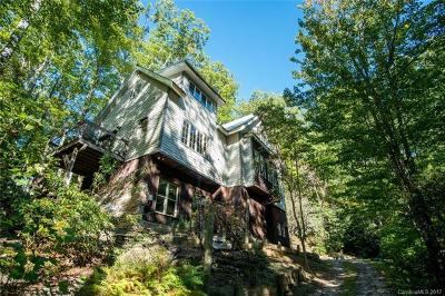 Pisgah Forest Single Family Home For Sale: 136 Sorrel Tree Lane
