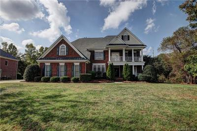 Waxhaw Single Family Home For Sale: 1700 Hickory Ridge Drive