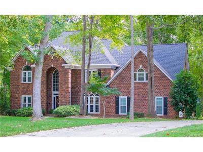 Weddington Single Family Home For Sale: 1315 Lake Point Drive