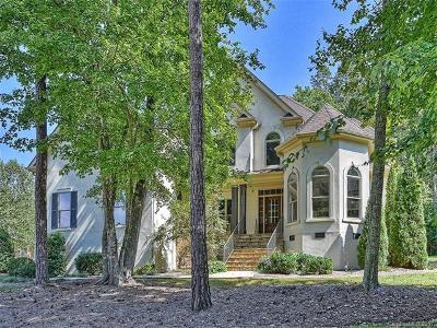 Mooresville Single Family Home For Sale: 220 Bay Crossing Drive