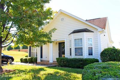 Statesville NC Single Family Home For Sale: $122,000