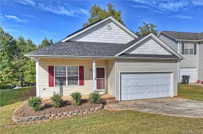 Cabarrus County Single Family Home Under Contract-Show: 518 Havenbrook Way