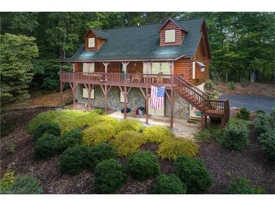 Lake Lure Single Family Home For Sale: 290 Winesap Boulevard