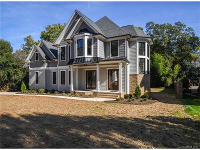 Charlotte Single Family Home For Sale: 214 Livingston Drive