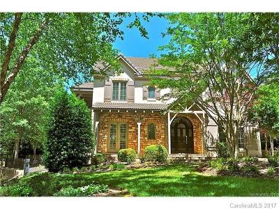 Charlotte Single Family Home For Sale: 2206 Wrenwood Pond Court