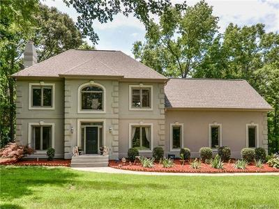 Matthews Single Family Home For Sale: 6017 Greystone Drive