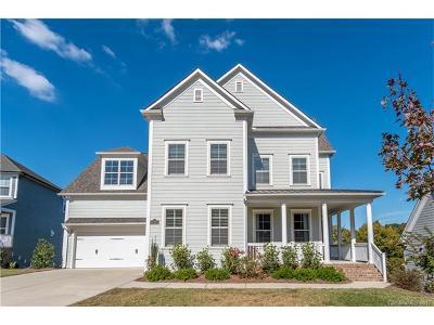 Huntersville Single Family Home For Sale: 14222 Promenade Drive
