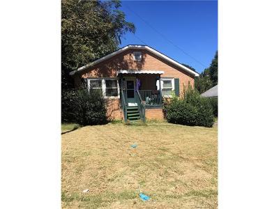 Kannapolis Single Family Home For Sale: 513 Denver Street