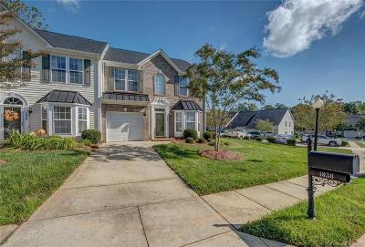 Gastonia Condo/Townhouse Under Contract-Show: 1830 Robinwood Village Drive