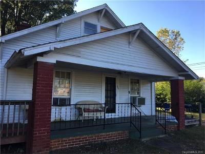 Iredell County Single Family Home For Sale: 3419 Taylorsville Highway