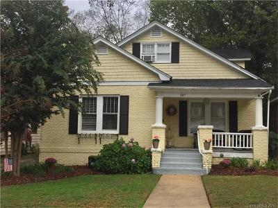 Rowan County Single Family Home For Sale: 227 W Marsh Street