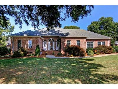 Mooresville Single Family Home For Sale: 105 Stingray Court