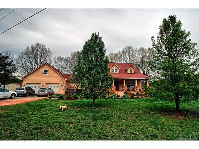 Cherryville Single Family Home Under Contract-Show: 5025 Jason Black Road