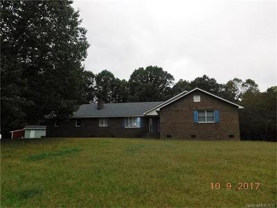 Marshville Single Family Home For Sale: 5210 Horne Road