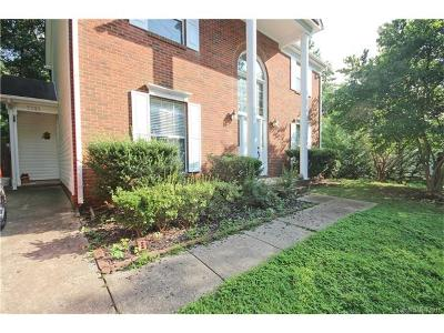 Charlotte NC Single Family Home For Sale: $210,000