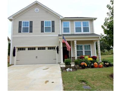 Stanly County Single Family Home For Sale: 224 Whispering Hills Drive