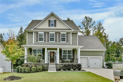 Waxhaw Single Family Home Under Contract-Show: 3706 Methodist Church Lane #500