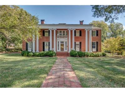 Kings Mountain Single Family Home For Sale: 110 N Gaston Street
