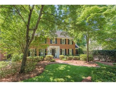 Charlotte Single Family Home For Sale: 5233 Winding Brook Road #14, 15