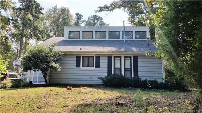 Mint Hill Single Family Home Under Contract-Show: 9620 Fir Knoll Road