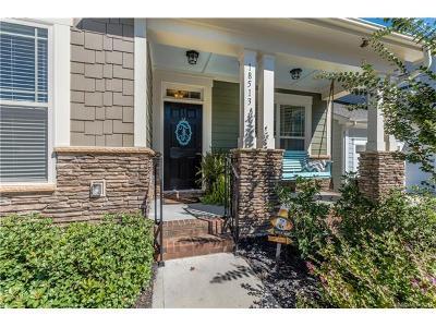 Davidson Single Family Home For Sale: 18513 Boulder Rock Loop