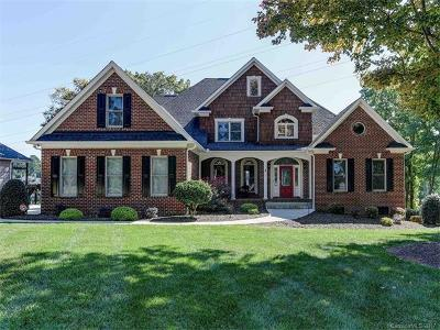 Mooresville Single Family Home For Sale: 165 Mariner Pointe Lane