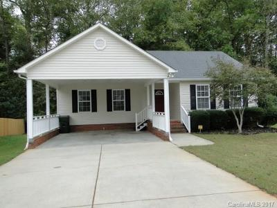 Rock Hill Single Family Home For Sale: 2292 Nuthatch Drive