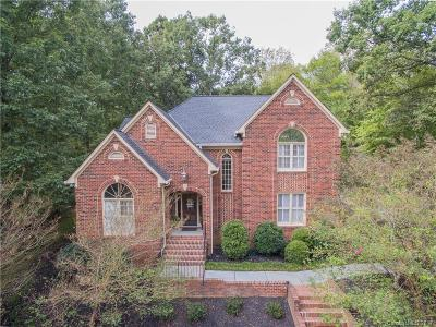 Charlotte Single Family Home For Sale: 5517 Camelot Drive