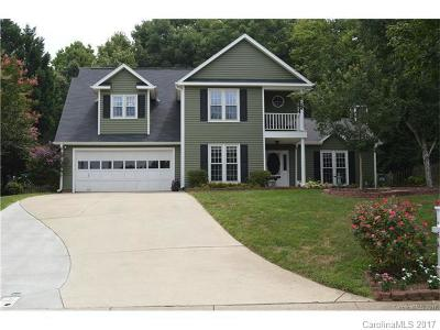 Cabarrus County Single Family Home Under Contract-Show: 164 Edgewater Drive
