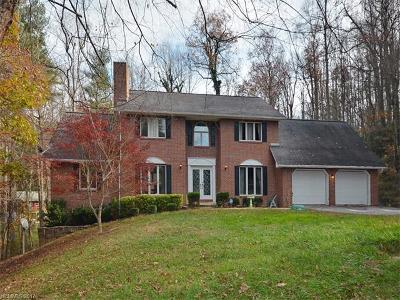 Hendersonville Single Family Home For Sale: 489 Heather Marie Drive