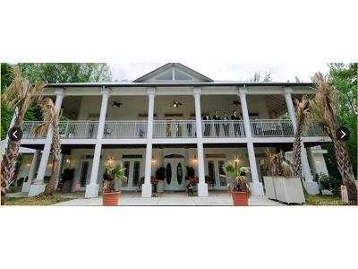 Charlotte Single Family Home For Sale: 7917 Hood Road