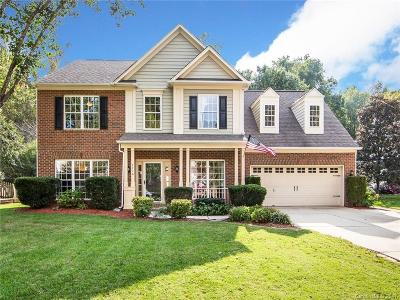 Huntersville Single Family Home For Sale: 7716 Epping Forest Drive