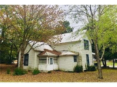 Marshville Single Family Home For Sale: 401 Union Street