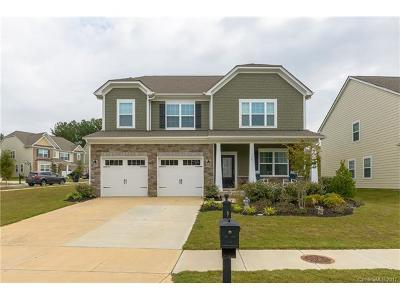 Mooresville Single Family Home For Sale: 136 Yellowbell Road