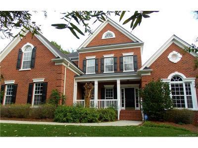 Huntersville Single Family Home For Sale: 16007 Glen Miro Drive