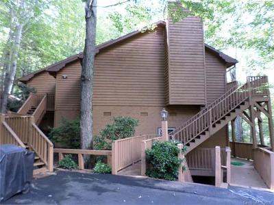 Lake Lure Condo/Townhouse For Sale: 115 Bent Creek Boulevard #18