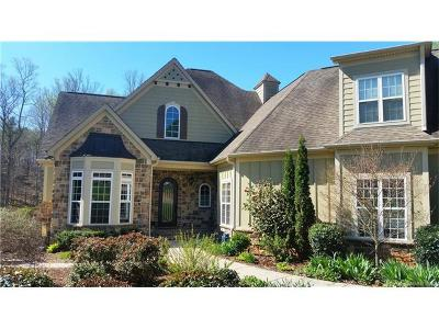 Troutman Single Family Home For Sale: 132 Leah Lane
