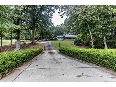 Charlotte Single Family Home For Sale: 7511 The Plaza Road
