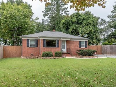 Charlotte Single Family Home For Sale: 4708 Gilmore Drive