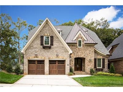 Charlotte, Cornelius, Davidson, Huntersville, Matthews, Pineville Single Family Home For Sale: 4607 Harper Court