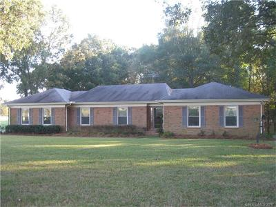 Waxhaw Single Family Home For Sale: 5010 Dwight Starnes Road