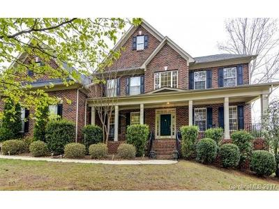 Mooresville Single Family Home For Sale: 106 Estate View Court