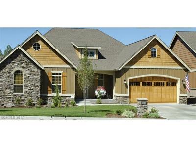 Weaverville Single Family Home For Sale: 42 Nader Avenue #10