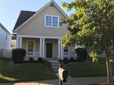 Huntersville Single Family Home For Sale: 8109 Baylis Drive