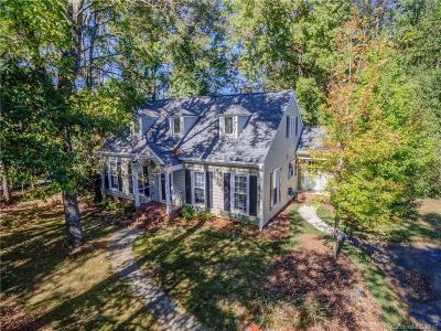 Mint Hill Single Family Home For Sale: 9030 Glencroft Road