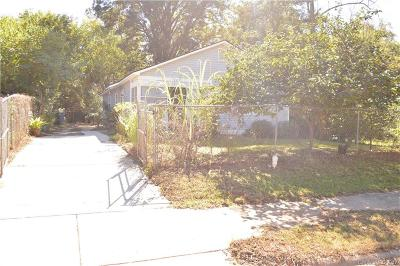 Charlotte Single Family Home For Sale: 1024 Harrill Street