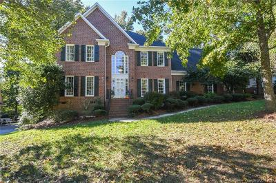 Matthews Single Family Home For Sale: 2415 Honey Creek Lane