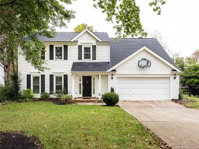 Huntersville NC Single Family Home For Sale: $262,000