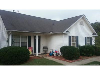 Charlotte Single Family Home For Sale: 1517 Crandon Drive