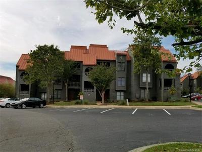 Charlotte Condo/Townhouse For Sale: 9025 J M Keynes Drive #76
